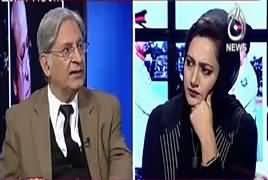 Faisla Aap Ka (Aitzaz Ahsan Exclusive Interview) – 11th January 2017