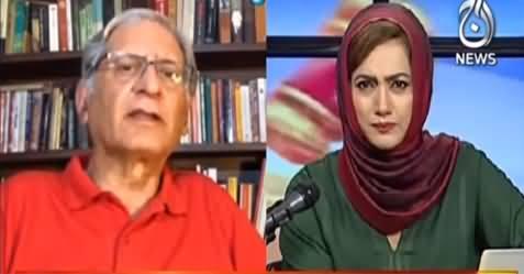 Faisla Aap Ka (Aitzaz Ahsan Exclusive Interview) - 18th March 2021