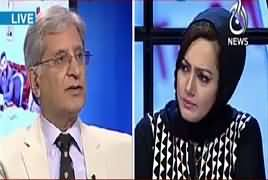 Faisla Aap Ka (Aitzaz Ahsan Exclusive Interview) – 25th October 2017