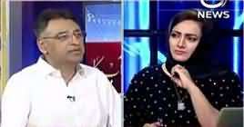 Faisla Aap Ka (Asad Umar Exclusive Interview) – 27th August 2019