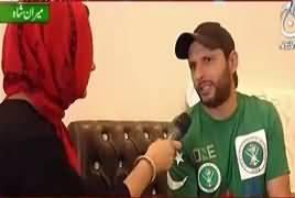Faisla Aap Ka (Cricket Ne Terrorism Ko Hara Dia) – 21st September 2017