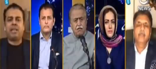 Faisla Aap Ka (DG ISI Appointment, What Is Happening) - 12th October 2021