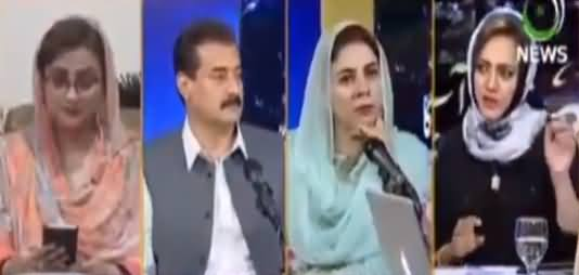 Faisla Aap Ka (Differences in PMLN, New Restrictions on Media By Govt) - 3rd August 2021