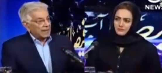 Faisla Aap Ka (Exclusive Talk With Khawaja Asif) - 21st September 2021