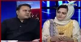 Faisla Aap Ka (Fawad Chaudhry Exclusive Interview) – 4th June 2019