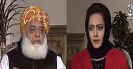 Faisla Aap Ka (Fazal ur Rehman Exclusive Interview) – 6th February 2019