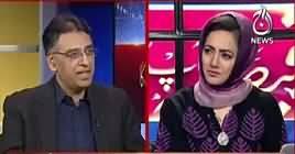 Faisla Aap Ka (Finance Minister Asad Umar Exclusive Interview) – 8th November 2018