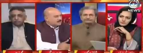 Faisla Aap Ka (Is NAB Under Prime Minister?) - 10th October 2018