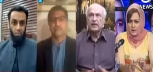 Faisla Aap Ka (Jahangir Tareen's Target Buzdar Govt?) - 19th May 2021