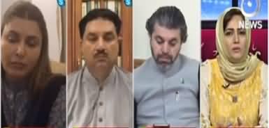 Faisla Aap Ka (Karachi Per Wafaq Aur Sindh Mein Tanao) - 13th August 2020