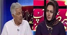 Faisla Aap Ka (Khawaja Asif Exclusive Interview) – 10th April 2019