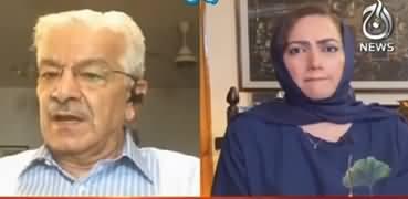 Faisla Aap Ka (Khawaja Asif Exclusive Interview) - 17th June 2020