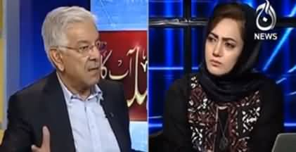 Faisla Aap Ka (Khawaja Asif Exclusive Interview) - 17th September 2019