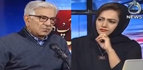 Faisla Aap Ka (Khawaja Asif Exclusive Interview) - 18th November 2020