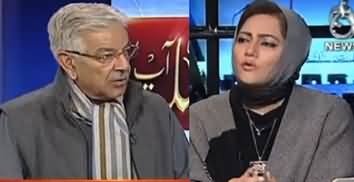 Faisla Aap Ka (Khawaja Asif Exclusive Interview) - 7th January 2020