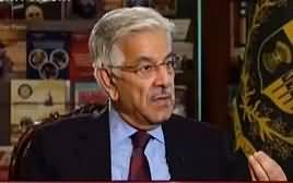 Faisla Aap Ka (Khawaja Asif Exclusive Interview) – 7th March 2018