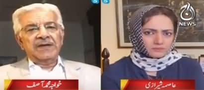 Faisla Aap Ka (Khawaja Asif Exclusive Interview) - 9th July 2020