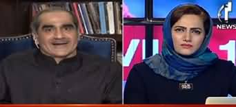 Faisla Aap Ka (Khawaja Saad Rafique Exclusive Interview) - 30th March 2020