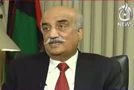 Faisla Aap Ka (Khursheed Shah Exclusive Interview) – 15th March 2017