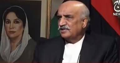 Faisla Aap Ka (Khursheed Shah Exclusive Interview) – 31st October 2017