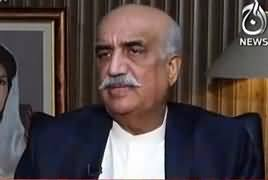 Faisla Aap Ka (Khursheed Shah Exclusive Interview) – 3rd May 2018