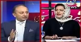 Faisla Aap Ka (Kia Musharraf Ka Ahtasab Mumkin Hai?) – 25th September 2018