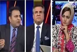 Faisla Aap Ka (Lahore Mein Mardam Shumari Team Per hamla) – 5th April 2017