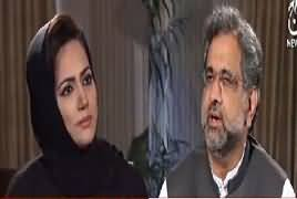 Faisla Aap Ka (PM Shahid Khaqan Abbasi Exclusive Interview) – 16th October 2017