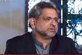 Faisla Aap Ka (PM Shahid Khaqan Abbasi Exclusive Interview) – 19th February 2018