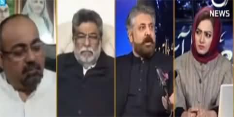 Faisla Aap Ka (PTI Ke Ittehadi Bhi Bol Parey) - 26th October 2021