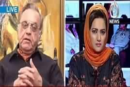 Faisla Aap Ka (PTI Objection on Raheel Sharif) – 27th March 2017