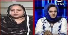 Faisla Aap Ka (Rana Sanaullah's Wife Exclusive Interview) – 4th July 2019