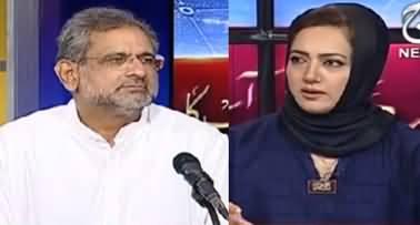 Faisla Aap Ka (Shahid Khaqan Abbasi Exclusive Interview) - 29th June 2020