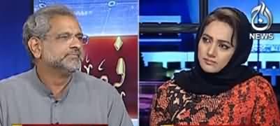 Faisla Aap Ka (Shahid Khaqan Abbasi Exclusive Interview) - 2nd March 2020