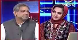 Faisla Aap Ka (Shahid Khaqan Abbasi Exclusive Interview) – 8th May 2019