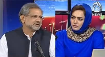 Faisla Aap Ka (Shahid Khaqan Abbasi Interview) - 20th October 2020