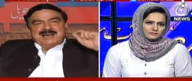 Faisla Aap Ka (Sheikh Rasheed Ahmad Exclusive Interview) - 19th July 2017