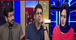 Faisla Aap Ka (Umpire Ki Ungli Uth Gai, Asad Umar Out) – 18th April 2019