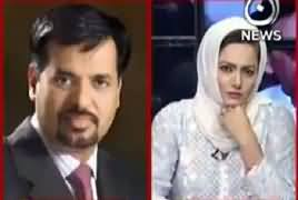 Faisla Aap Ka (What Is Happening With MQM) – 9th April 2018