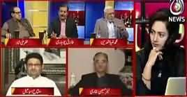 Faisla Aap Ka (What Will Nawaz Sharif Do Now) – 19th September 2018