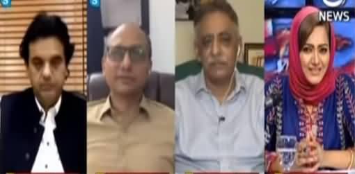 Faisla Aap Ka (Why Shahbaz Sharif Stopped) - 10th May 2021