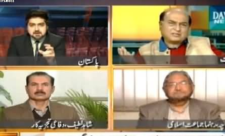 Faisla Awaam Ka (Pak Bharat Takra, Hot Debate) - 16th January 2015