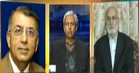 Faisla Awam Ka (Army Chief's Visit to America is Important) - 19th November 2014