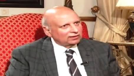 Faisla Awam Ka (Ch. Muhammad Sarwar Special Interview) - 10th January 2015