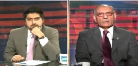 Faisla Awam Ka (Indian Wants to Damage Pakistan) – 3rd April 2015