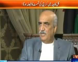 Faisla Awam Ka (Kal Kabina May Karachi Ki Kismat Ka Faisla Hoga?) - 3rd September 2013
