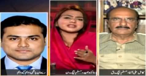 Faisla Awam Ka (MQM Vs PTI In Karachi By-Election) – 4th April 2015