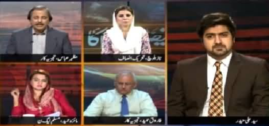 Faisla Awam Ka (Political Environment Hot in Pakistan) – 27th March 2015
