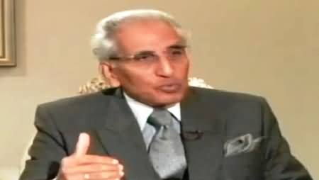 Faisla Awam Ka (Tariq Fatemi Exclusive Interview) - 7th January 2015