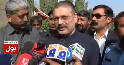 Farooq Sattar Has Proved That He Is The Successor of Altaf Hussain - Sharjeel Memon